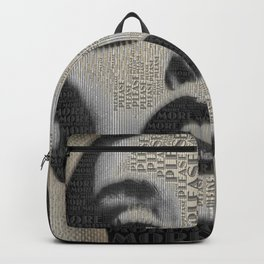 Women Want More Future Is Female Deco Backpack