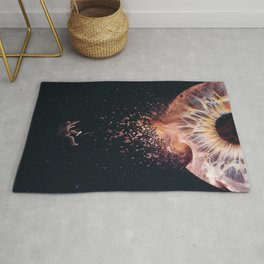 Everything is an illusion Rug