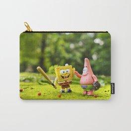 Spongebob & Patrick Carry-All Pouch