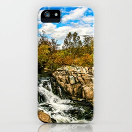 Great Falls #4 iPhone Case