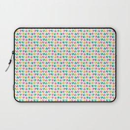 Pastel Sweetheart Valentines Laptop Sleeve