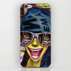 New York Tourist iPhone & iPod Skin