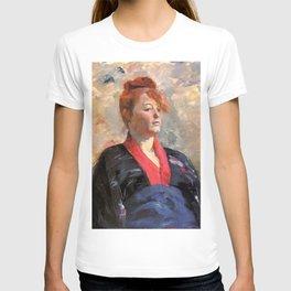 """Henri de Toulouse-Lautrec """"tMadame Lili Grenier"""" T-shirt"""