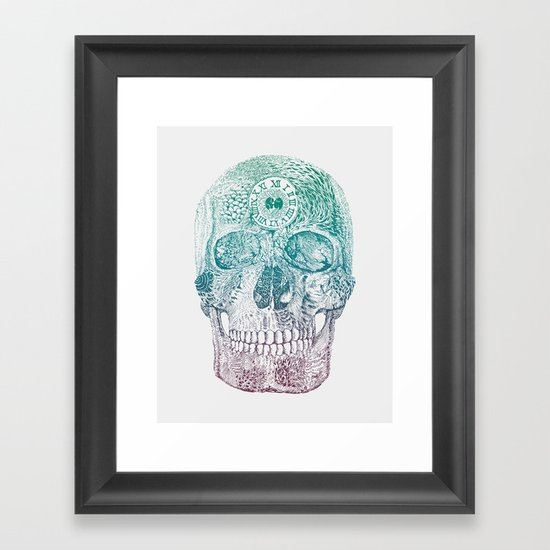 Certain Framed Art Print