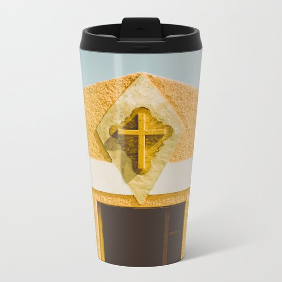 Desert Sin Metal Travel Mug