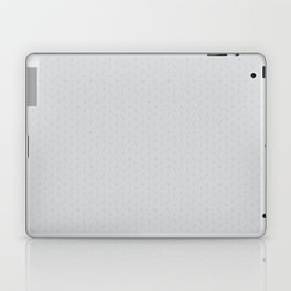 Claymore 7 Pattern - Light Grey Laptop & iPad Skin