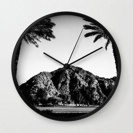 Indian Wells Wall Clock