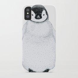 Pinguino iPhone Case