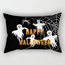 Monsters Happy Halloween Rectangular Pillow