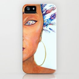 """Lalah"" iPhone Case"