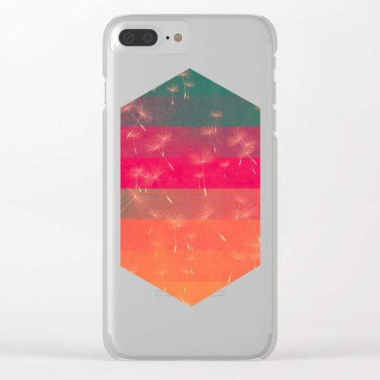 dyndylyyn Clear iPhone Case