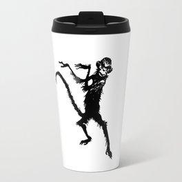 Monkey Travel Mug