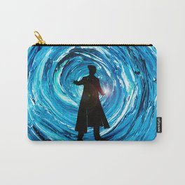 Doctor Inside Time Vortex Carry-All Pouch