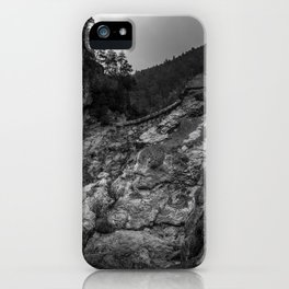 Trail end iPhone Case