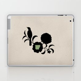 Arkansas - State Papercut Print Laptop & iPad Skin