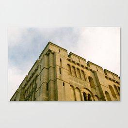 Norwich Castle Canvas Print