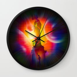 Statue of Liberty 10 Wall Clock