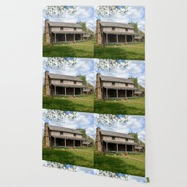 Prairie Grove Battlefield - The Latta Homestead, Established in 1834, No. 2 of 5 Wallpaper