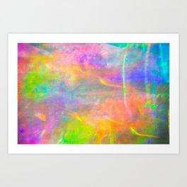 Prisms Play of Light 2 Art Print