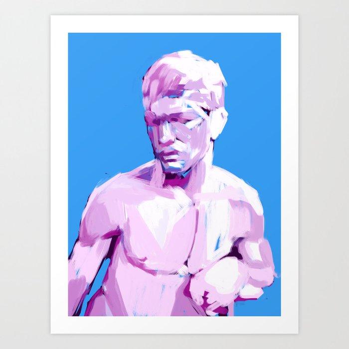 AMBFASH (WIP) Art Print
