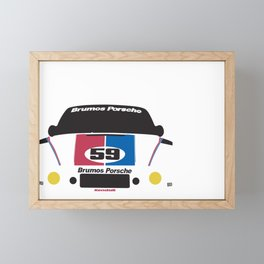 Brumos Framed Mini Art Print