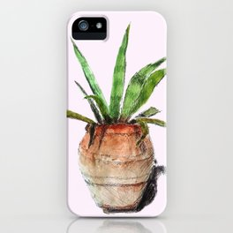 Americana Agave iPhone Case