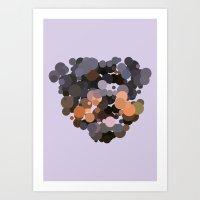 rottweiler Art Prints featuring Rottweiler by Glen Gould