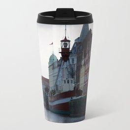 Nyhavn Copenhagen 1 Travel Mug