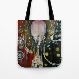 Own Every Moment Tote Bag