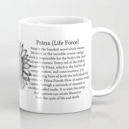 Prāṇa (Life Force) Coffee Mug