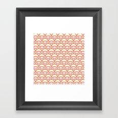 Popsicle Girls Framed Art Print