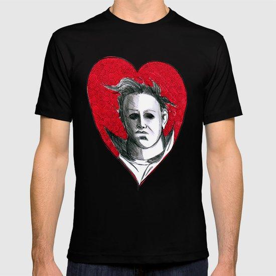 Micheal Myers (All Heart) T-shirt