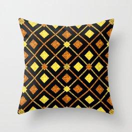 Geometric pattern Throw Pillow