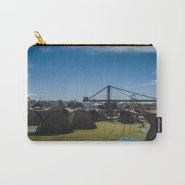 Glamping Camping Carry-All Pouch