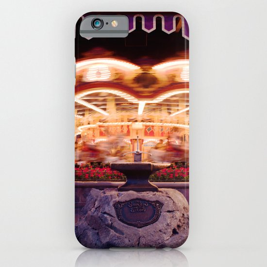 He who so pulleth out this sword . . . iPhone & iPod Case