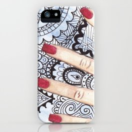 Hand of Aleia  iPhone Case