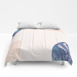 Mid-Century Candy Tropical pt.02 #society6 #tropical Comforters