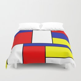 #851 May Day Duvet Cover