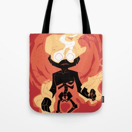 An Individual Of The Conflagrant Persuasion  Tote Bag