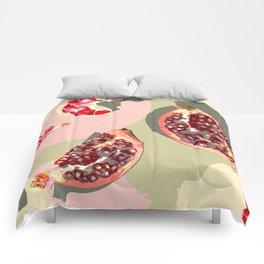 Pome pome Comforters