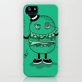 McWealthy  iPhone Case