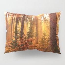 The Golden Hour (Color) Pillow Sham