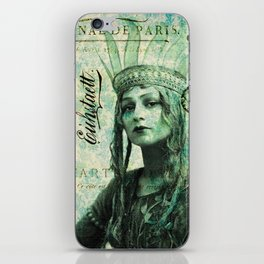 Letters From The Dark Queen (fairy tale) iPhone Skin