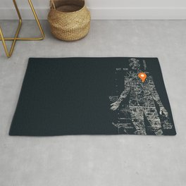Travel With Me Rug