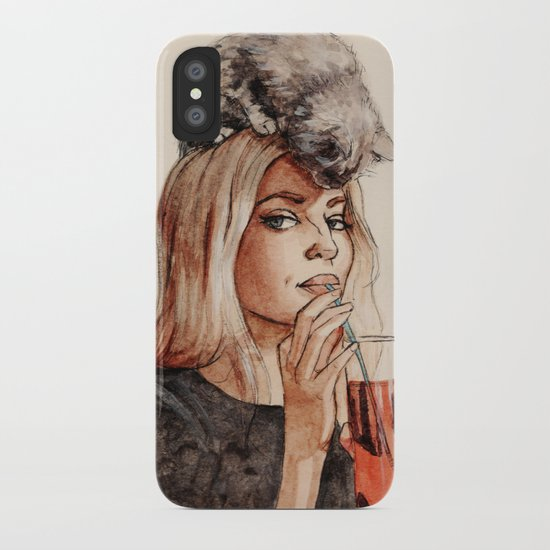 Addicted to Love iPhone Case
