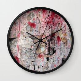 Dream (on Flight) Wall Clock