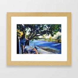 Country Livin' 2 Framed Art Print