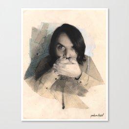 """Tabu"" Canvas Print"
