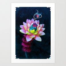 Botanica II Art Print