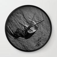jelly fish Wall Clocks featuring Jelly Fish by Paul Vayanos